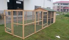 Spacious & Modern Chicken Coops