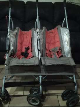 Jeep Twin Stroller R550.00