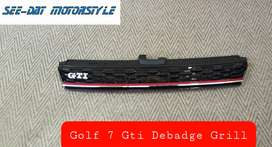 Golf 7 gti debadge grill