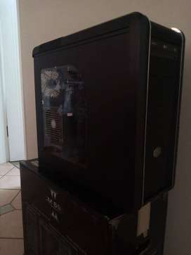 Intel Core i5 in a Cooler Master Case