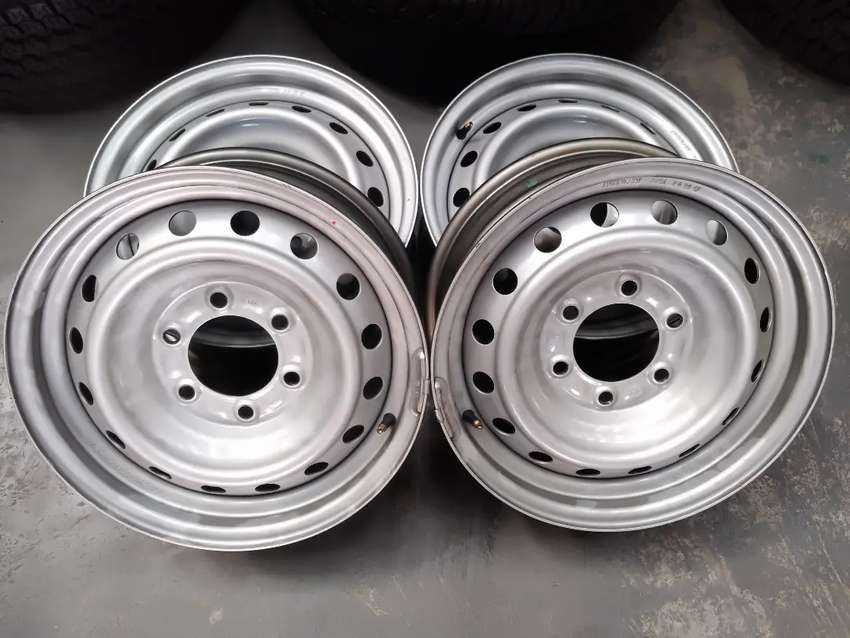16inches new steel rim (6hole 6/139) Ford ranger hilux Triton etc