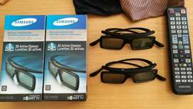 Samsung TV and 3D TV Accessories