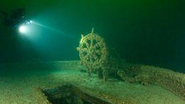 Услуги водолаза, поиск затонувших объектов.