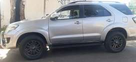 TOYOTA FORTUNER D4D AUTOMATIC TRANSMISSION  IN EXCELLENT CONDITION
