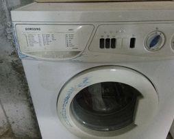 На запчасти стиральная машинка (стиралка) SAMSUNG M801