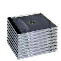 Коробки для дисков оптом, хороший выбор DVD/VCD/CD/BD