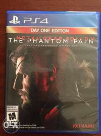 Metal Gear Solid V The Phantom Pain PS4 Game for sale 0