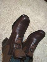 Фирменные зимние ботинки Gabor