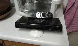 Dstv decoder with remote
