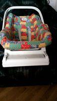 продам кресло-переноска детское для авто