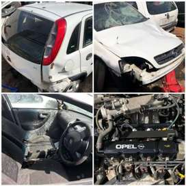 Hi im selling opel spares and also fix opels model 2002 to 2012