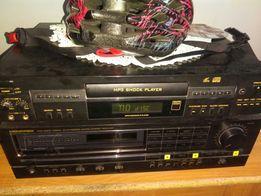 Odtwarzacz CD MP3 wieza