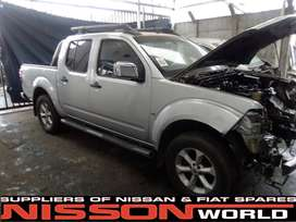 2010 NISSAN NAVARA NOW STRIPPING FOR SPARES INT & EXT PARTS AVAILABLE