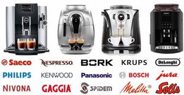 Ремонт кавових машин, кавоварок, кофемашин та кавового обладнання