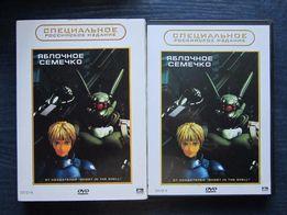 DVD диски аниме и фильмы