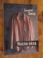 "Książka "" Nocne okna"" Jonathan Smith"