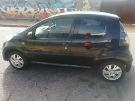 Neat Citroen C1. Very low on fuel. Very good condition