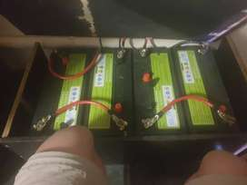 Invertor batteries