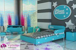 Super łóżko dla dziecka,dziecięce z materacem i barierką,Super jakość