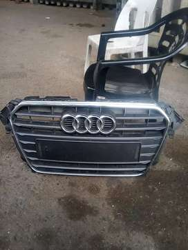 Grill for Audi A4 B8 facelift