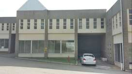 505 SQM INDUSTRIAL WAREHOUSE IN MIDRAND FOR RENT