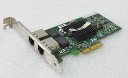 Сетевая карта | P/N: 412646-001 | NC360T PCI-E 2-Port Gigabit |