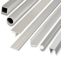 Алюминиевый профиль: уголок, труба, полоса, тавр, швеллер, пороги, LED