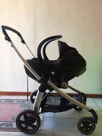 Image of Bebe Confort Elea travel system in great condition