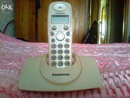 Телефон Панасоник KX-TG1107UA. Рабочий. с зарядным устройством.