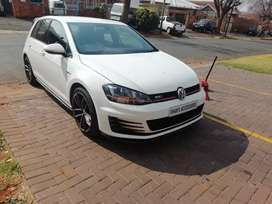Golf 7 Lips and Spoilers