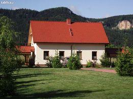 wakacje noclegi Sudety Góry Stołowe wygodny domek apartament 65m2