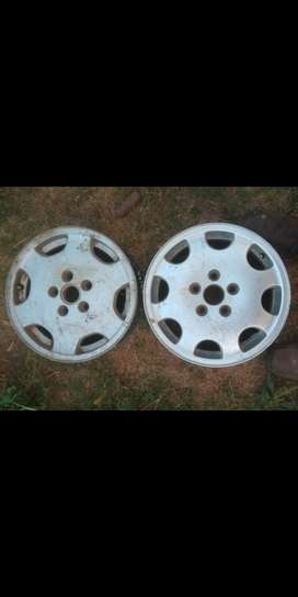 1995 Audi a4 b5 mags set of 4