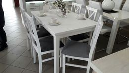 Stół + 6 krzeseł-Dostawa Gratis