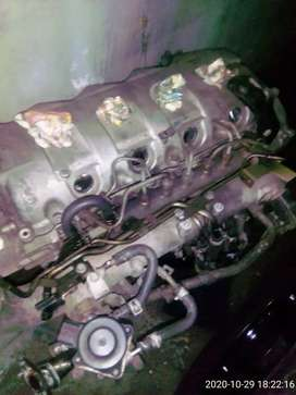 x2 NISSAN x trail diesal engines for sale