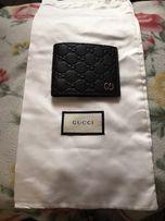 Мужской кошелёк Gucci (оригинал!)