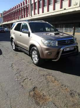 Toyota Fortune 3.0 D4D