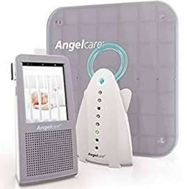 Angelcare Video, Movement And Sound Monitor, Graywhite