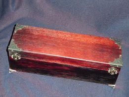 Шкатулка из дерева сувенирная