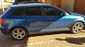 Beautiful Audi A3 in good condition.