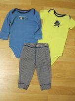 Продам набор Carter's бодик + человечек + штаны