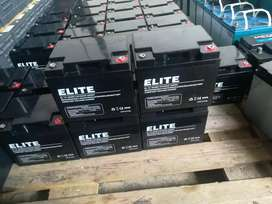 Solar batteries 75ah elite