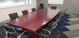 Boardroom table for sale