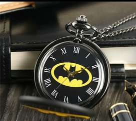 Marvel, Harry Potter and DC pocket watches