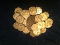 Юбилейные рубли и полтинники
