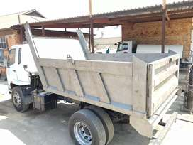 Tipper Manufacturing
