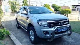 2013 Ford Ranger Double Cab Low Mileage