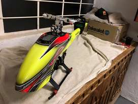 RC Helicopter Goblin 700 Competition
