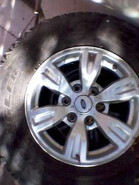 """Ford Ranger 16"""" set mags"""