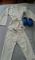 Strój do karate kimono 130 7/8 lat