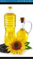 Соняшникова б.у. олія, подсолнечное масло
